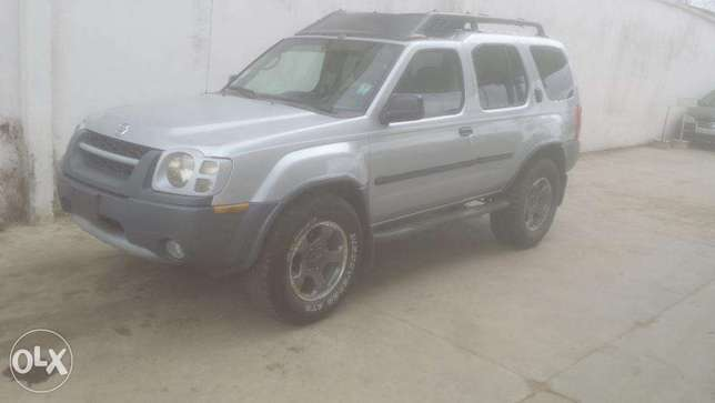 Less Than 2 Years Used Extra Ordinary Clean 2003 NISSAN XTERRA Isolo - image 3