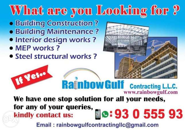 An excellent grade construction company for all your construction need