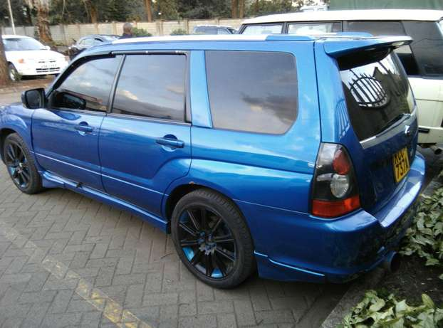 Subaru Forester 2007 Model In immaculate Condition Karen - image 2