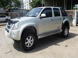 Isuzu DMAX 2009, Foreign Used For Quick Sale Asking Price 2,650,000/=