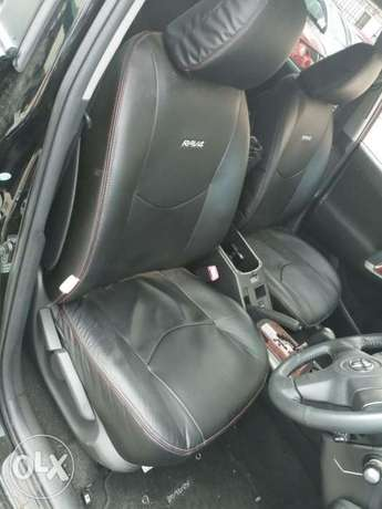 2010 model of Black Rav 4 with dark interior KCP number Mombasa Island - image 6