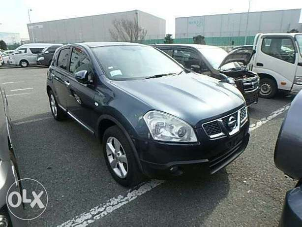 Nissan Dualis 2010 model. KCP number Loaded with Alloy rims, good mus Mombasa Island - image 3