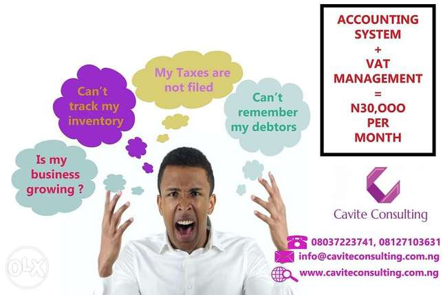 Affordable Accounting Service Lagos - image 1