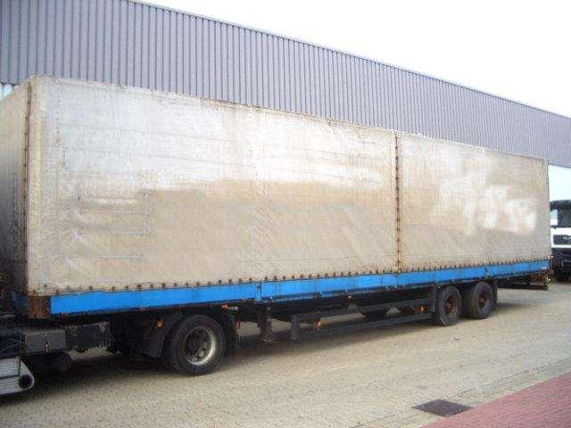 Schmitz Cargobull Spr 26 Spr 26, Mega, Jumbo - 1996