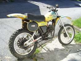 Project vmx bike wanted