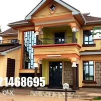 A good news, 4 br house for sale in ruiru