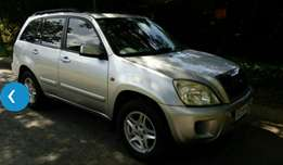 SALE!! 2010 Chery Tiggo 2.0 for R39k