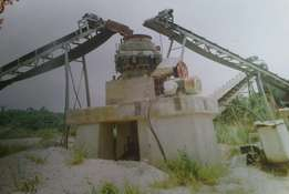 Quarry Of 153 Acres Of Rock Land For Rent In Ogun State, Nigeria