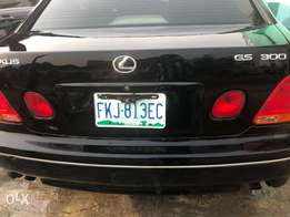 Neat cheap nigeria used Lexus GS 300