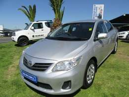 Toyota Corolla 1.3 Professional- One Owner-Low mileage