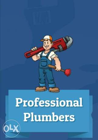 Plumbers work all over the Bahrain