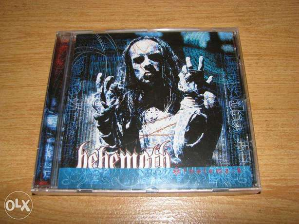 Behemoth - Thelema.6 [Blackened Death Metal] CD Poland