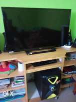 "Sony Bravia 32"" and SayonaPPS 4.1CH Multimedia speaker"
