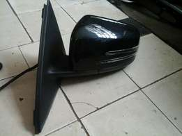 We 204 c class benz side mirrors
