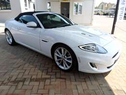 2012 Jaguar XKR 5.0 Convertible Supercharged