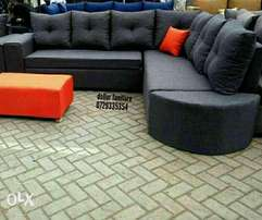 Weekend's deals grey best sofa unbelievable finishing plus free delive