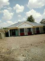 Three Bedrooms master ensuite in ongata rongai nkoroi area