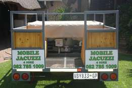 Mobile Jacuzzi & Business for sale