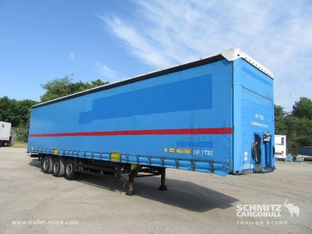 Schmitz Cargobull Semiremolque Lona Standard - 2012