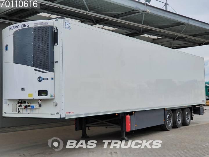 Schmitz Cargobull SCB*S3B Palettenkasten - 2018