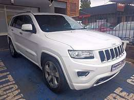 Jeep Grand Cherokee 3.0 L V6 CRD O/LAND