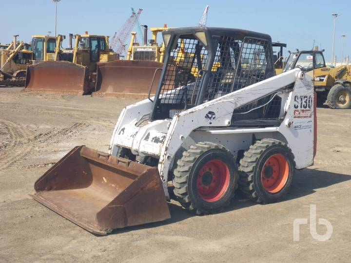Bobcat S130 - 2011