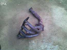 Toyota corolla 20valve branches and down pipe