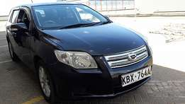 Toyota Corolla (2007)fielder New shape at 690k quick sale
