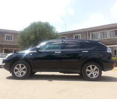 Toyota Harrier, 2009 Model, KCJ. Nairobi CBD - image 6