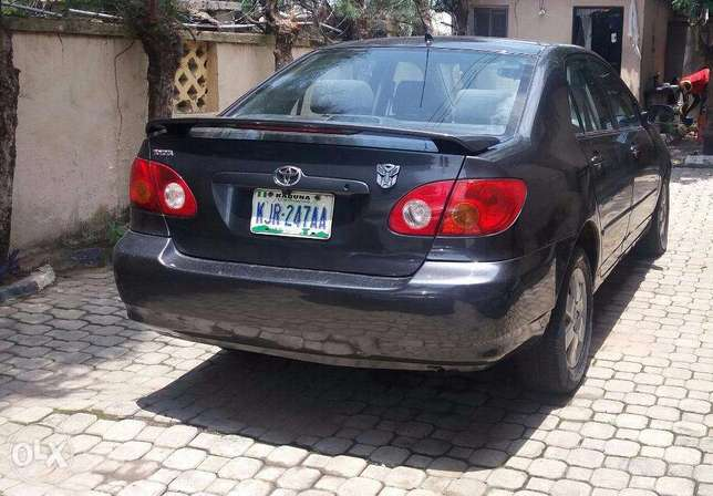 Clean Toyota Corolla for sale Abuja - image 1