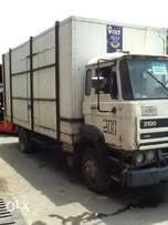 A used Daf truck for quick sale