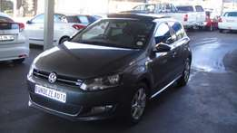 Pre owned 2012 polo 6 1.6 comfort line