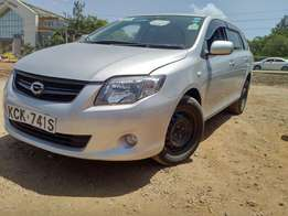 Toyota Fielder 2011 at 1.27m