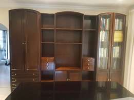 Greaves and Thomas Wall Unit