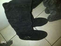*Two* Winter High Boots For the price of one Pretoria Arcadia