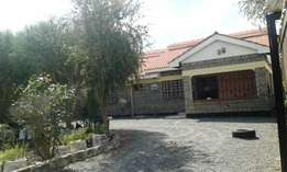 kitengela gated community bungalow