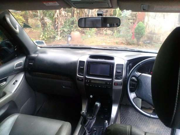 2008 Black Prado for Sale Nairobi CBD - image 5