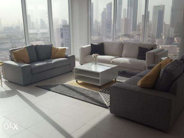 Ultra Deluxe Semi & Fully Furnished 3 BR Apartment in Bneid Al Qar