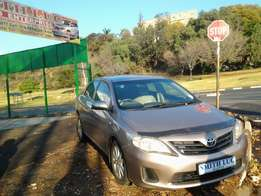 2009 toyota corolla 1.8 automatic for sale