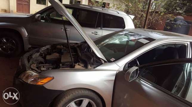 Clean carefully used Toyota Camry 2008 model Onitsha South - image 4