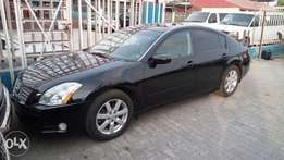 Clean Foreign Used 2005 Nissan Maxima SL With Full Factory Options.
