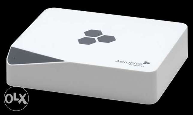 Aerohive Br100 Branch Router & Wireless Access Point