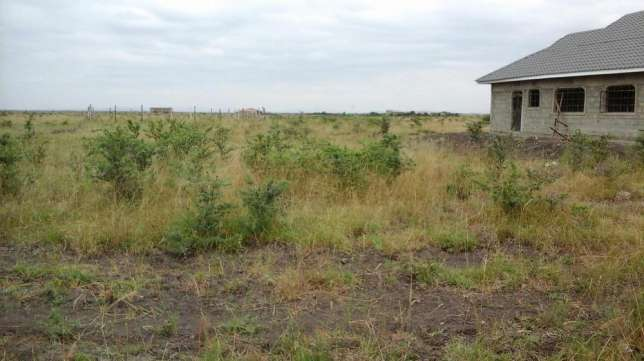 prime 1/8acre plots off eastern by-pass near northland city Ruiru - image 1