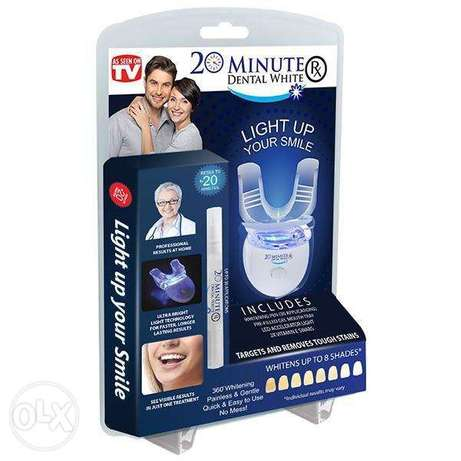 As Seen On TV 20 Minute Dental White RX