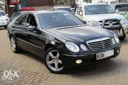 Mercedes Benz E-class E250 Fully Loaded Double Exhaust 2008 model