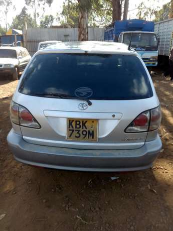 Toyota Harrier 2,400cc Eldoret North - image 3