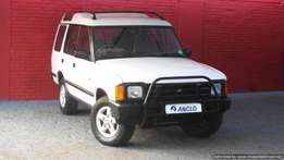 1993 Land Rover Discovery Tdi 2.5