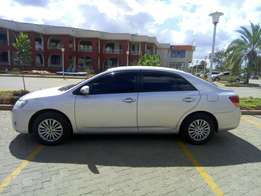 Toyota allion new shape ( trade in accepted)