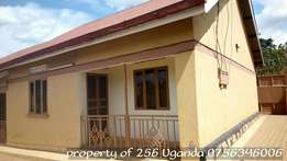 An admirable self contained double in Makerere at 500k