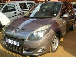 2010 Renault Scenic III 1.6 Expression